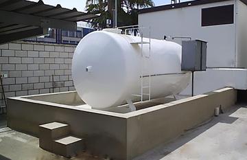 Proyectos de Instalaciones de Almacenamiento de Gas alicante