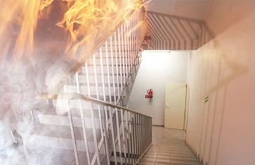 Aplicación del CTE Seguridad contra Incendios alicante