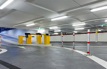 Proyecto Instalaciones Edificación Instalaciones de ventilación de Aparcamientos. alicante